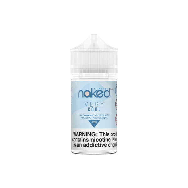 NAKED 100 - VERY COOL 60ML