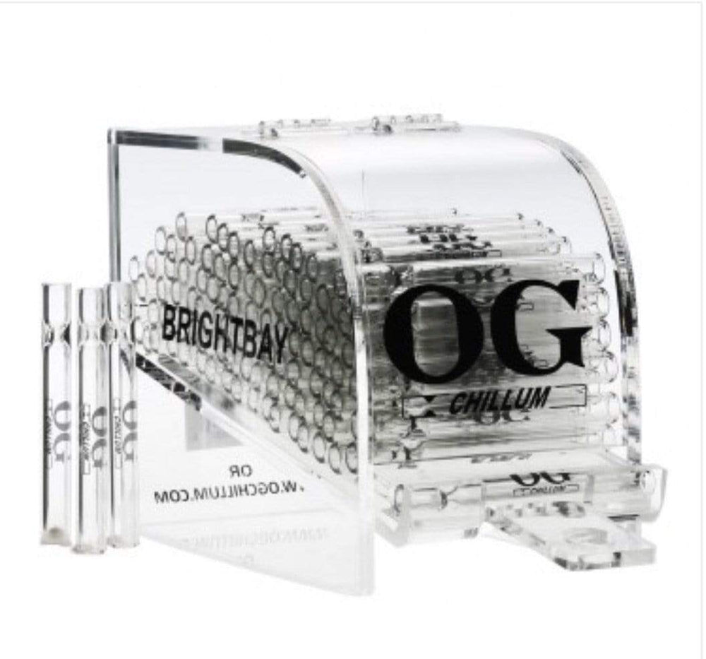OG CHILLUM STARTER KIT (100ct Display)