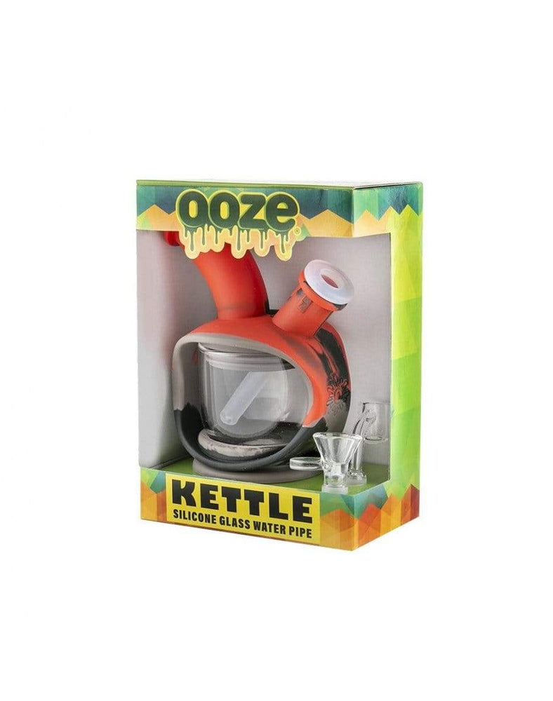 OOZE - KETTLE SILICONE BUBBLER