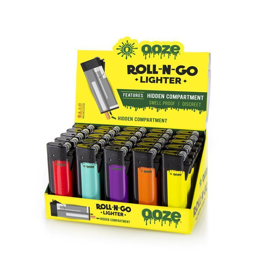 OOZE - ROLL-N-GO LIGHTER (24ct Display)