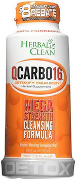 Orange HERBAL CLEAN - 16oz