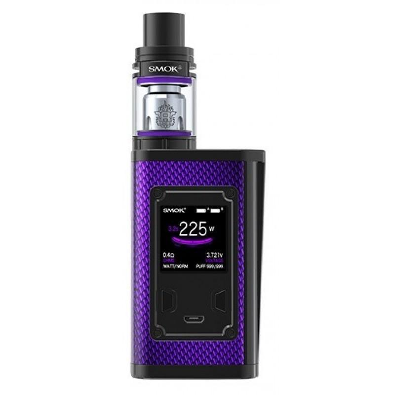 PURPLE SMOK MAJESTY KIT CARBON FIBER EDITION