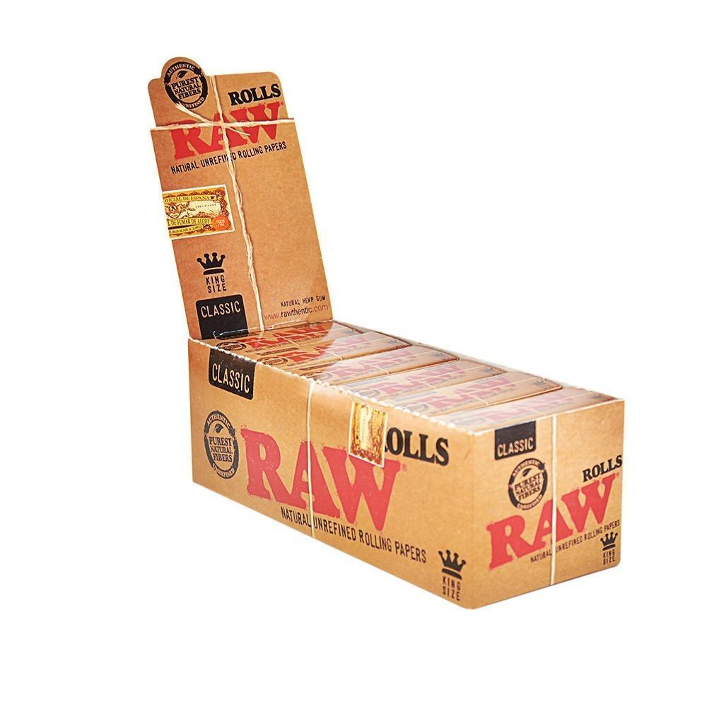 RAW - CLASSIC ROLLS (12ct Box)