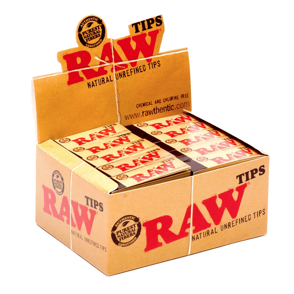 RAW - ORIGINAL TIPS (50ct Box)