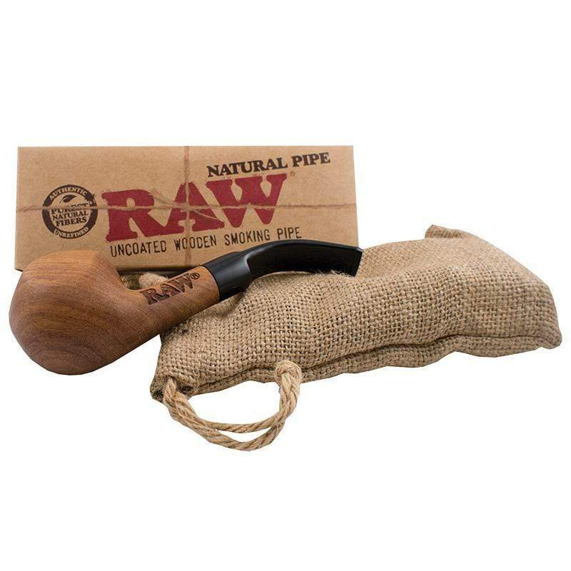 RAW - WOODEN HAND PIPE