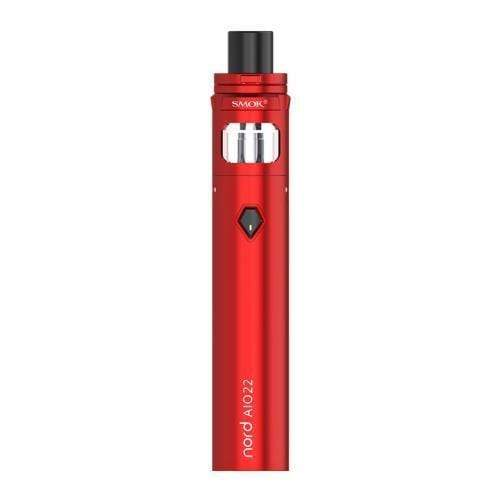 Red SMOKTECH - NORD AIO 22 KIT