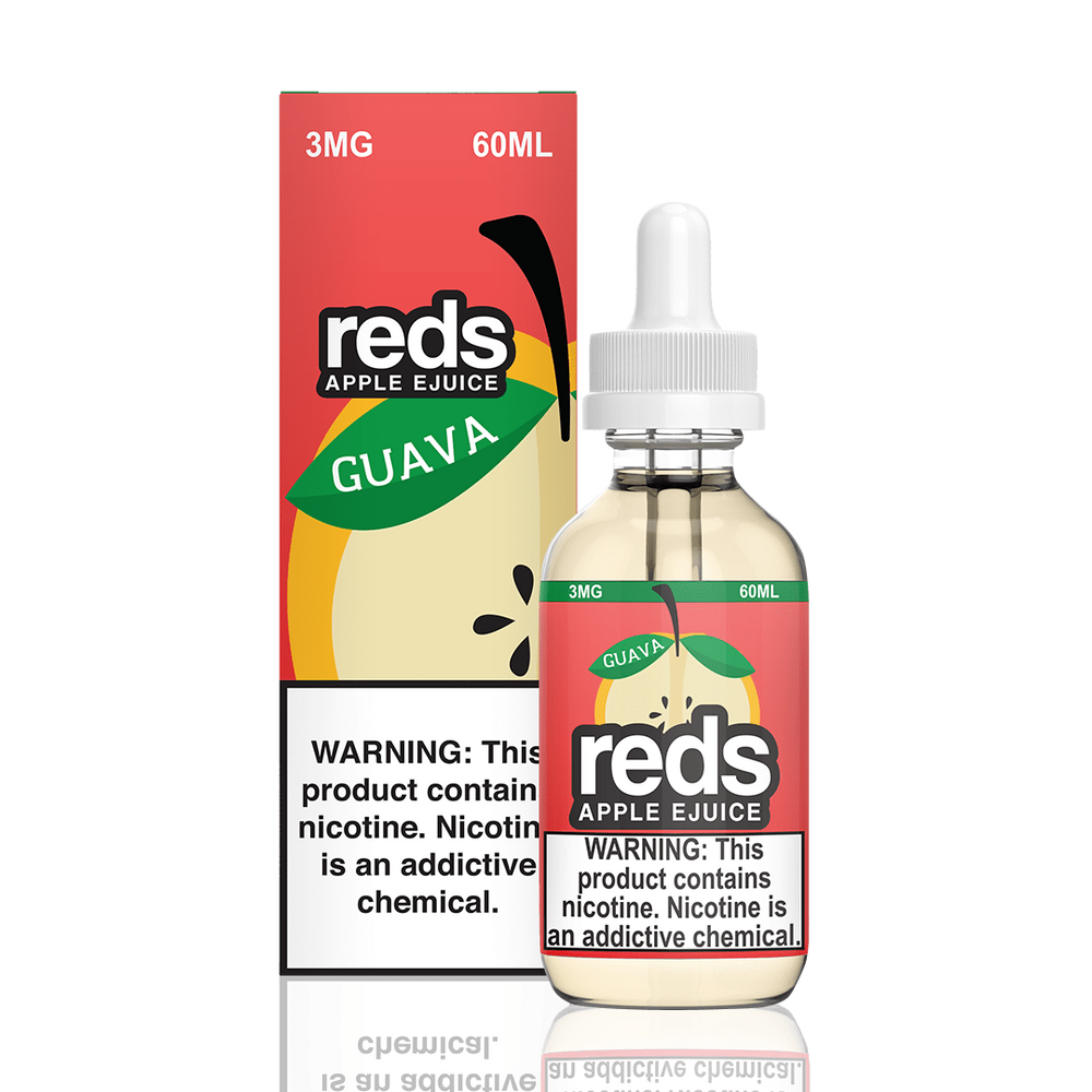 REDS APPLE - GUAVA 60ML