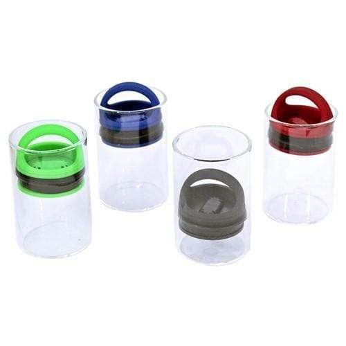 SAV VAC AIRTIGHT GLASS JAR (12ct Display)