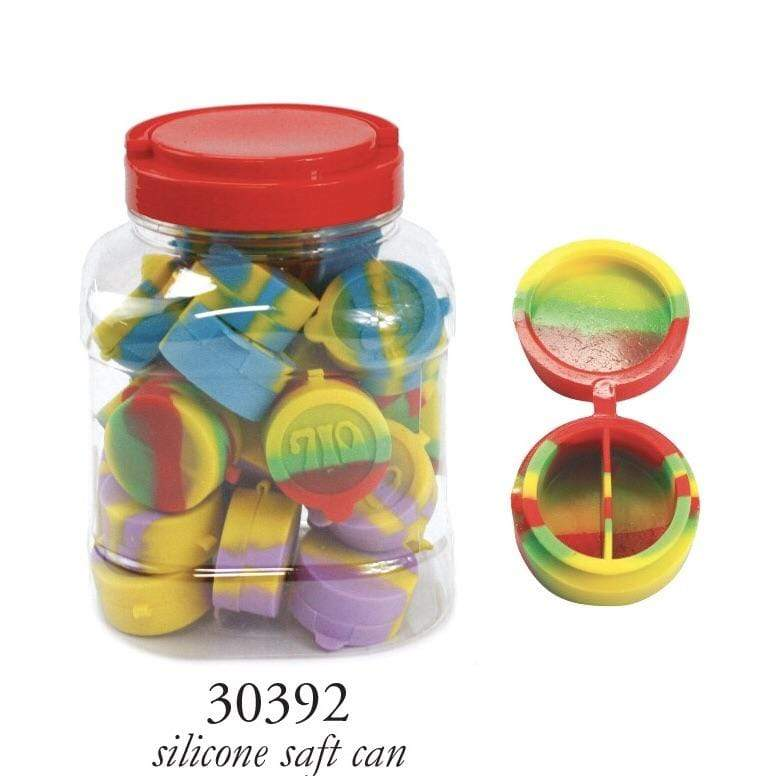 SILICONE JAR (30pc Jar) 30392