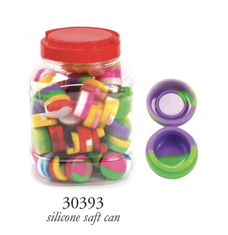 SILICONE JAR (70pc Jar) 30393