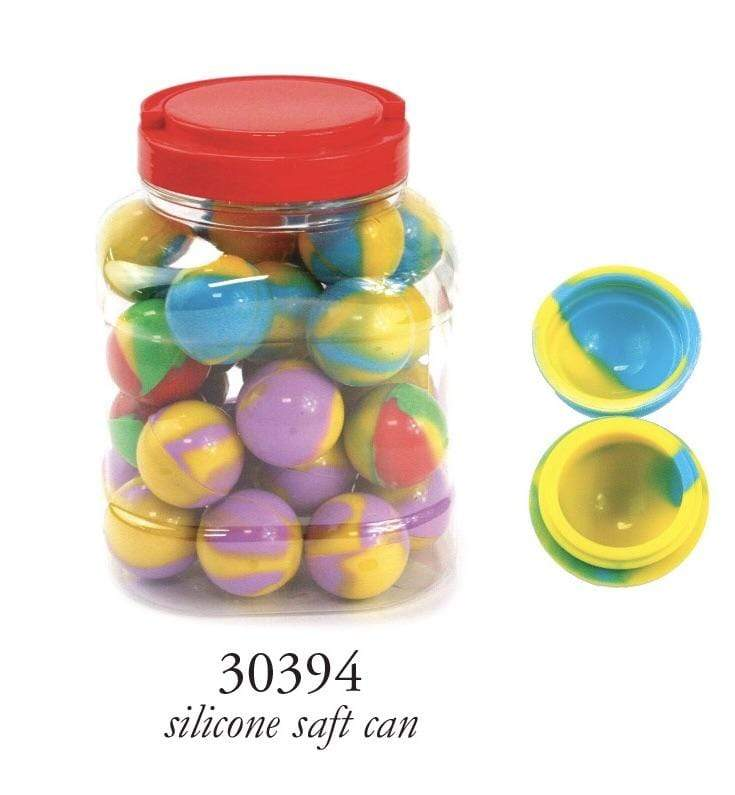 SILICONE JAR (30pc Jar) 30394