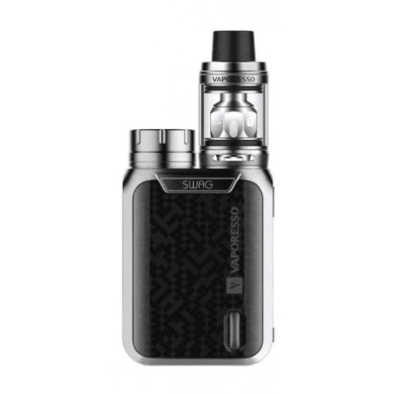 SILVER STEEL VAPORESSO SWAG KIT