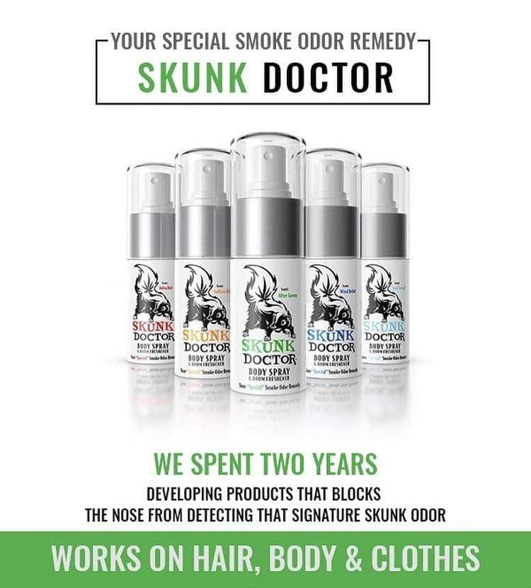 SKUNK DOCTOR - SMOKE ODOR ELIMINATOR (15ct Box)