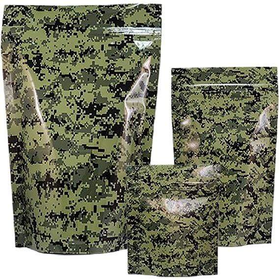 STEALTH BAG - GREEN CAMO
