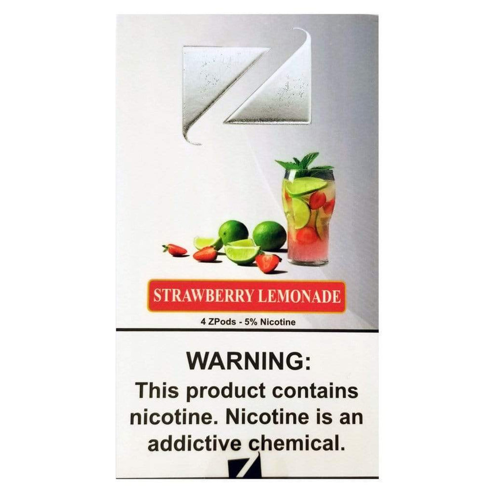 ZIIP PODS - ZPODS 5% (10ct Box)
