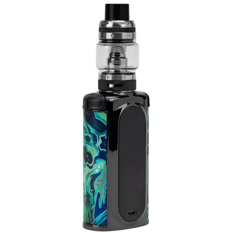SURF BLUE VOOPOO - VMATE KIT W/ UFORCE T1 TANK 200W