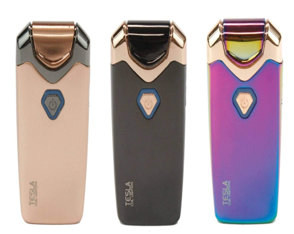 TESLA - USB LIGHTER 61510 DUAL ARC