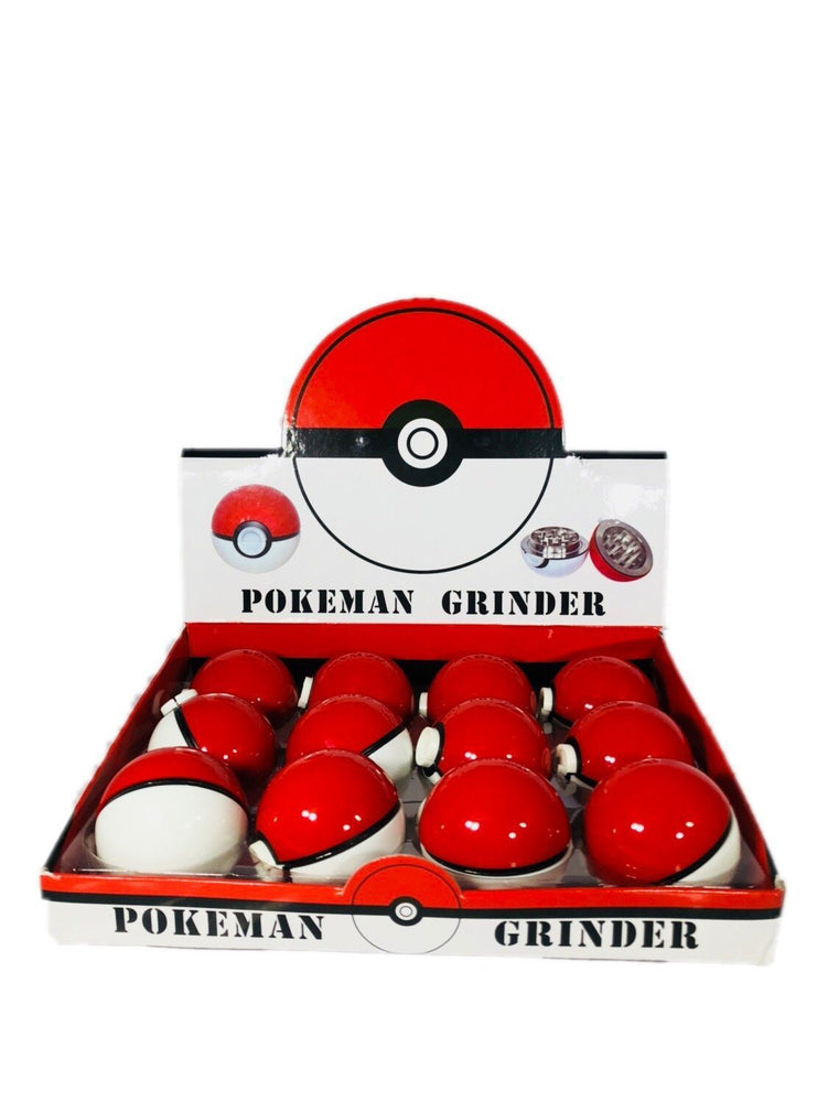 TOBACCO GRINDER - POKEMAN 3 PARTS ( 70206)