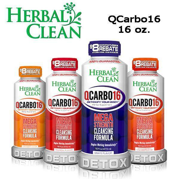 Tropical HERBAL CLEAN - 16oz