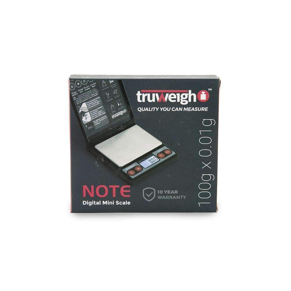 TRUWEIGH - NOTE SC-214 100G X 0.01G