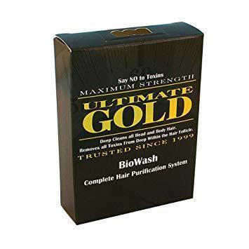 ULTIMATE GOLD - BIO WASH