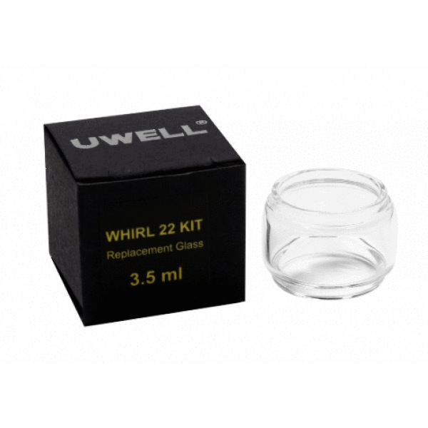 UWELL - WHIRL 22 REPLACEMENT GLASS 3.5mL