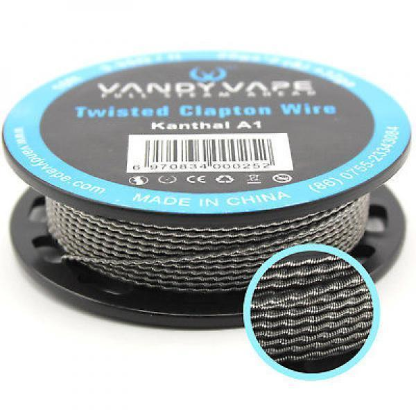 VANDY VAPE TWISTED CLAPTON KANTHAL