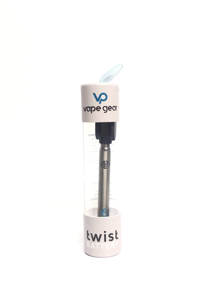 VAPE GEAR - TWIST BATTERY