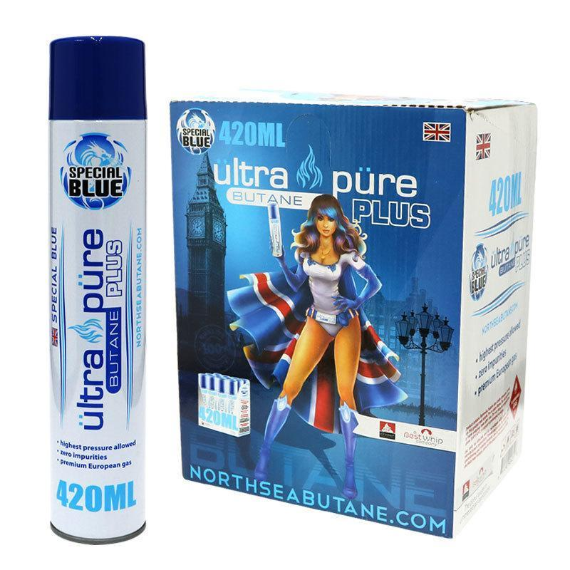 SPECIAL BLUE - ULTRA BUTANE (12ct Dispaly)