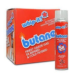 WHIP IT BUTANE 5X 12 IN A CASE