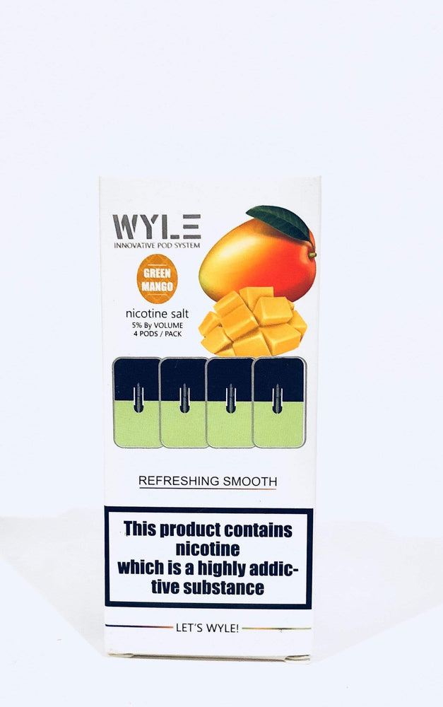 WYLE - MYLE COMPATIBLE 4pk PODS