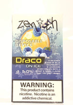 ZENITH -  DISPOSABLE 3pk POD DEVICE