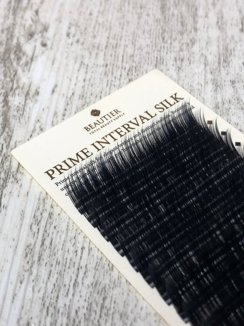 Prime Interval Silk Lashes by Beautier