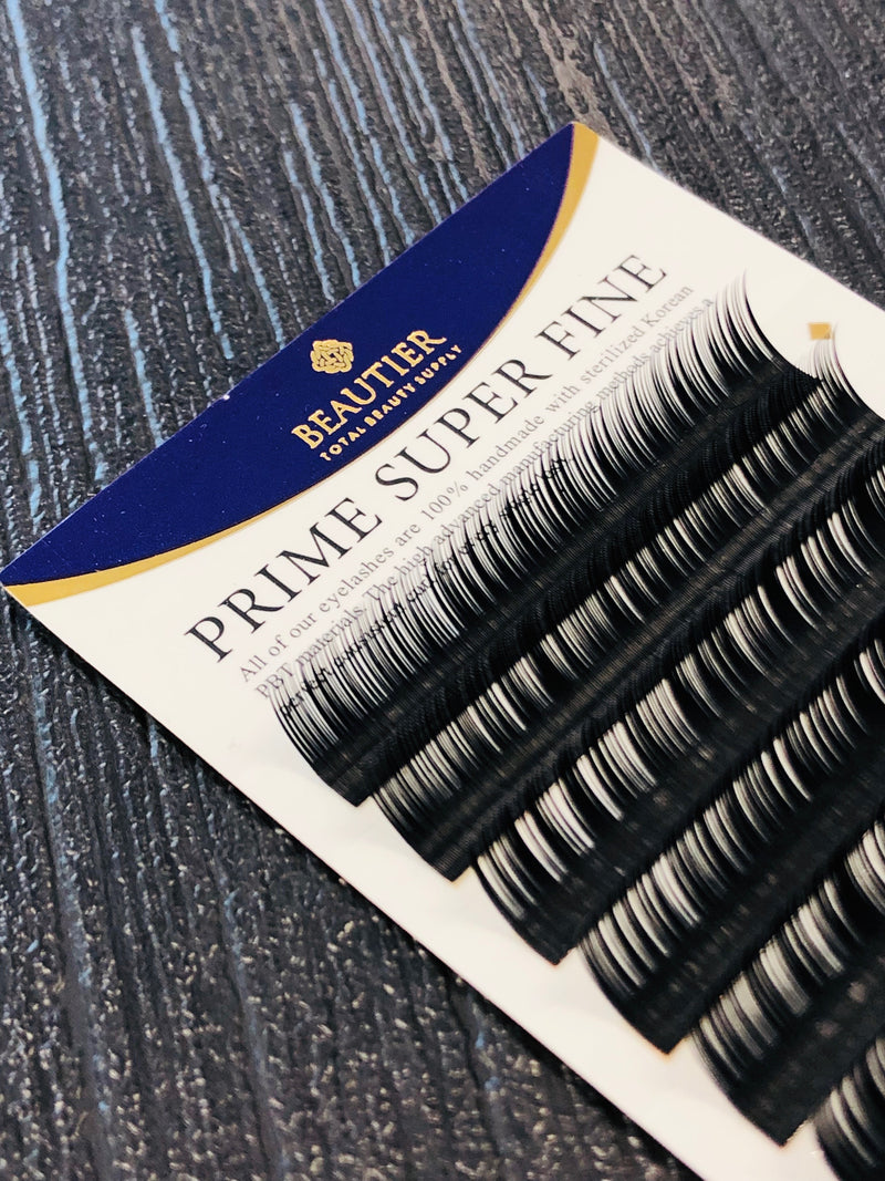 Prime Super Fine Silk Lashes by Beautier
