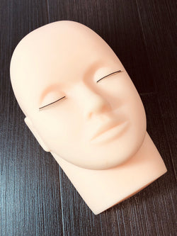 Mannequin Head Training Doll for Eyelash Extensions