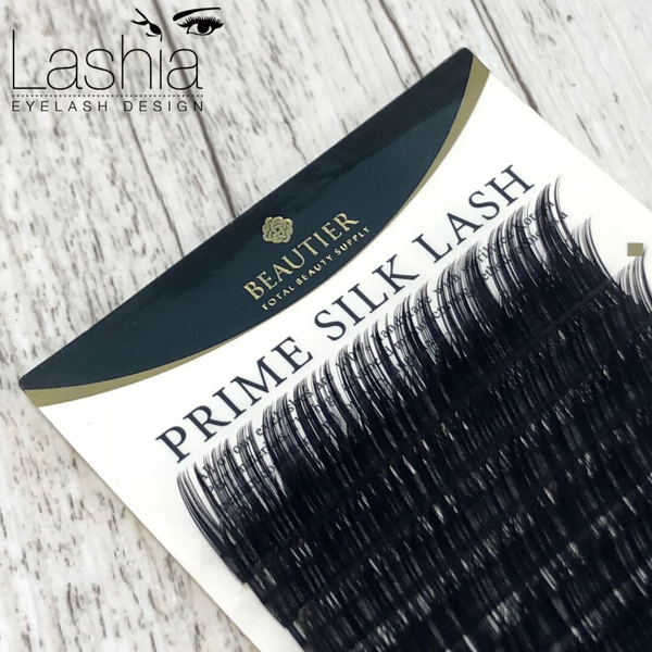 Prime Silk Lashes 6 Lines by Beautier (Mini tray)