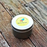 Travel Tin Candle 125g