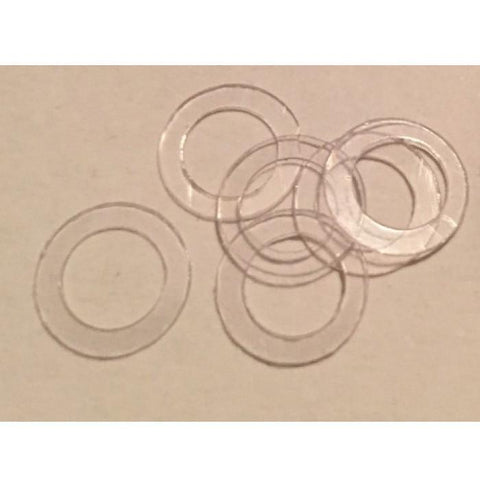 Irving Barber Co. (IBC) Parts - Inner Washer 6pk