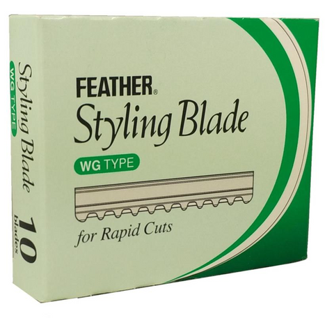 Feather WG Styling Blades