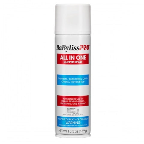 BaBylissPRO All-in-One Clipper Spray 439g