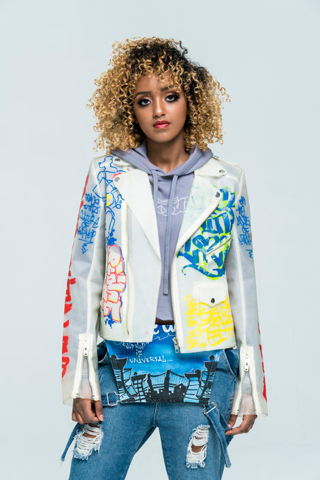 Peace, Love, Unity Jacket