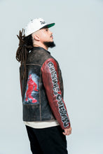 Culture Leather Jacket