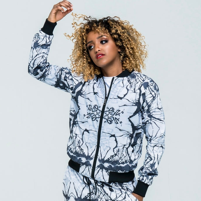 DRIPS Bomber Jacket-Women