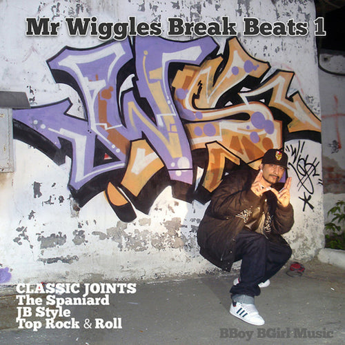 Mr Wiggles Break Beats
