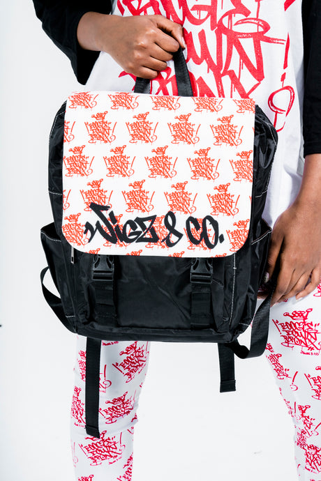 Boogie Down Bronx Shoulder Backpack - Wigz & Co.