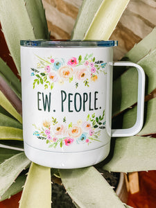Ew. People Travel Mug