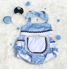 Baby Cake Smash Outfit Alice in Wonderland