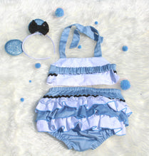 Alice in Wonderland Bloomer Set