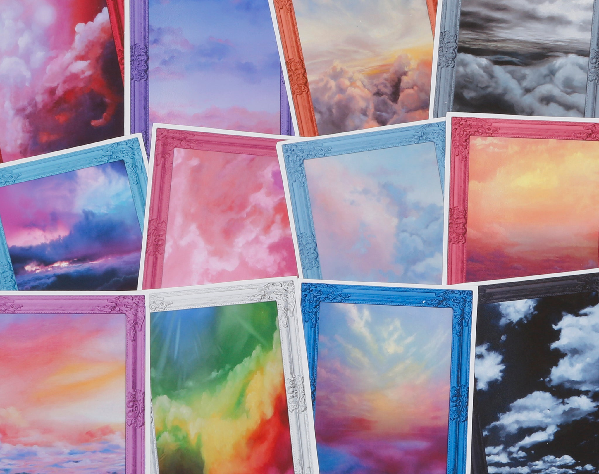 Cloudscape Sticker Pack
