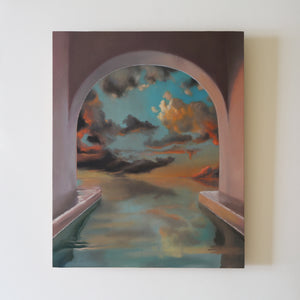 Infinite Serenity Original Oil Painting